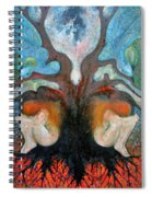 All Is The Whole  Spiral Notebook