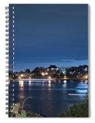 All Lit Up Spiral Notebook