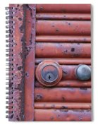 All Locked Up Spiral Notebook
