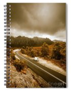 All Roads Lead To Adventure Spiral Notebook