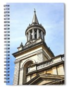 All Saints Church Oxford High Street Spiral Notebook