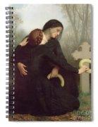 All Saints Day Spiral Notebook