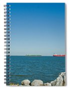 All Ships At Sea Spiral Notebook
