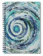 All Shook Up Spiral Notebook