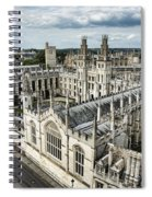 All Souls College - Oxford University Spiral Notebook