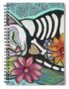 All Souls Day Buffy II Spiral Notebook