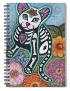 All Souls Day Jamie Spiral Notebook