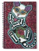 All Souls Day Samson Spiral Notebook