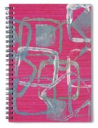 All Squared Away Spiral Notebook