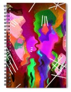 All That Jazz Spiral Notebook