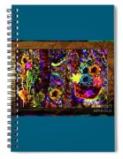All The Flowers We Meant To Give Each Other Spiral Notebook