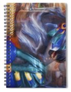 All The Pretty Horses Spiral Notebook