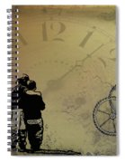 All The Time In The World Spiral Notebook