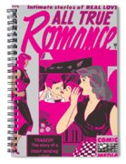 All True Romances 5 Pinks Spiral Notebook