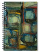 All Who Enter Spiral Notebook