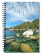 Allegiance To Nature Spiral Notebook
