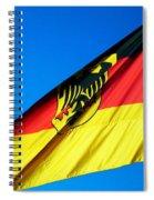 Allemagne ... Spiral Notebook