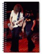 Allen And Ronnie Winterland 1 Spiral Notebook