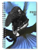 A C F B Spiral Notebook