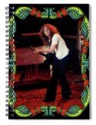 Winterland Ac Spiral Notebook