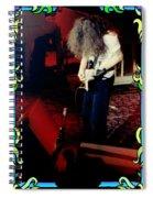A C Winterland Bong 3 Spiral Notebook