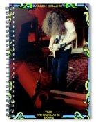 A C Winterland Bong 4 Spiral Notebook
