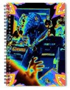 Allen Cosmic Free Bird Oakland 1 Spiral Notebook