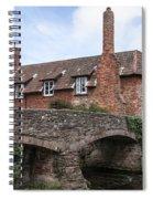 Allerford - England Spiral Notebook