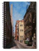 Alley 3rd Ward Spiral Notebook
