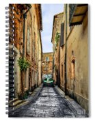 Alley In Avignon Spiral Notebook