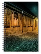 Alley Spiral Notebook