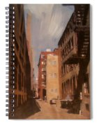 Alley Series 1 Spiral Notebook
