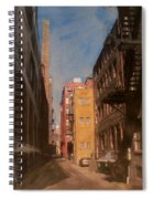 Alley Series 2 Spiral Notebook