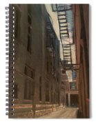 Alley Series 5 Spiral Notebook