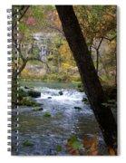 Alley Spring Branch 2 Spiral Notebook