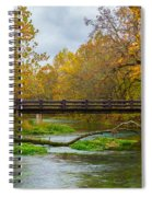 Alley Spring River Spiral Notebook