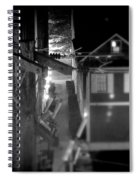 Alley To High Spiral Notebook