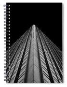 Alliance Bernstein Building Spiral Notebook