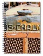 Allis-chalmers Spiral Notebook
