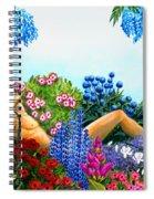 Alluring Scent Spiral Notebook