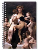 Alma Parens Spiral Notebook