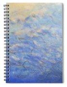 Almadraba Spiral Notebook