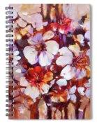 Almonds Blossom  5 Spiral Notebook