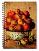 Almost A Still Life Spiral Notebook
