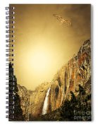 Almost Heaven Spiral Notebook