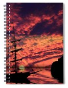 Almost Home Spiral Notebook