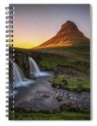 Almost Midnight Spiral Notebook