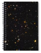 Almost Ten Thousand Galaxies As Seen By Hubble Spiral Notebook