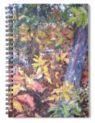 Almost Tropical Spiral Notebook