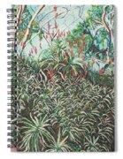 Aloe Garden Vumba Spiral Notebook